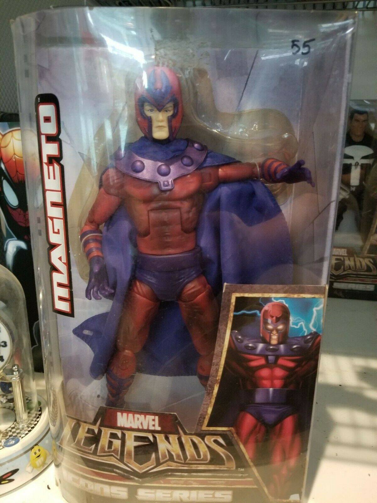 Marvel Legends Icons Series Magneto