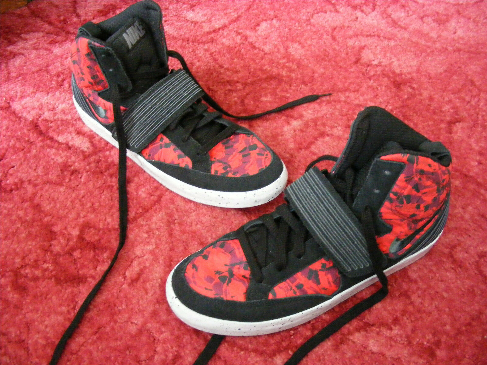 Para Hombre Hombre Para Nike NSW skystepper 599277 Hi Tops Botas Zapatillas tamaño nos 12 3c2c04