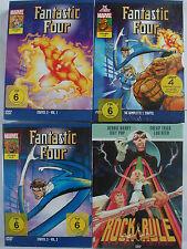 Fantastic Four - fast 5 Stunden Marvel Anime - Daredevil, Dr. Doom, 90er Jahre