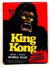 1976 King Kong (Movie) Trading Card Pack