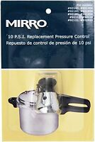 Mirro 92110 10-psi Pressure Cooker And Canner Control For Model 92140 92140a 921 Kitchen