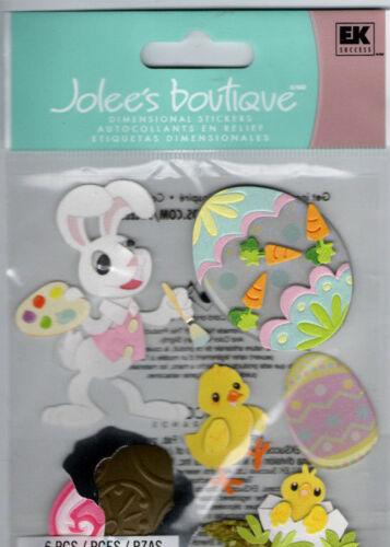 Jolee/'S Pegatinas de Pascua Temática Adorno ~ BNIP ~ algunas variedades ~ Hermoso!