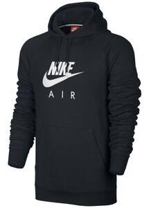 Men's New Nike Air Fleece Hoodie Hoody