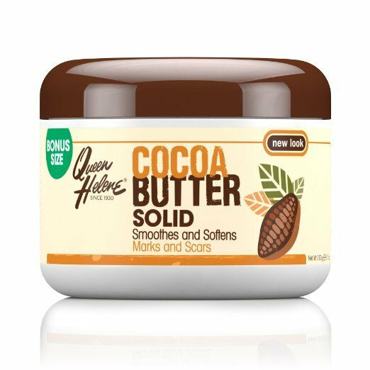 Queen Helene Cocoa Butter Solid Hand &  Body Moisturizer 5.7 oz.