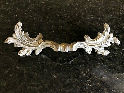 Multiple Available Vintage Keeler Brass French Provincial Drawer Pulls