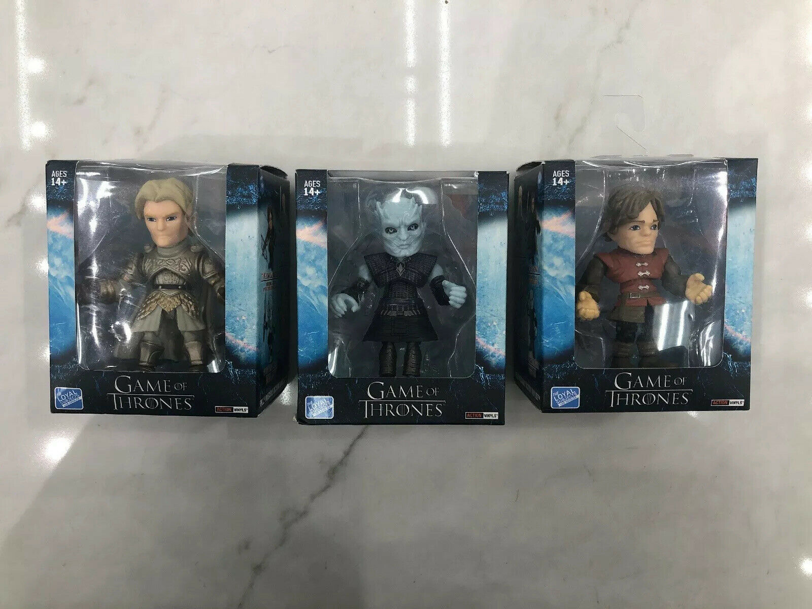 The Loyal Subjects Los Angeles Game Of Thrones Figures