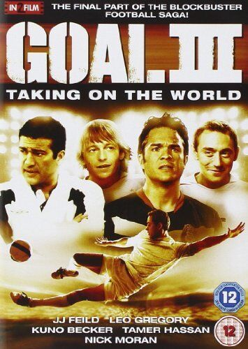1 of 1 - Goal! 3 - Taking On The World [DVD] [2008] By Kuno Becker,Gary Lewis.