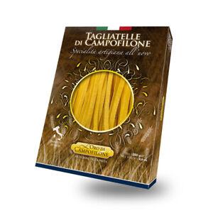 TAGLIATELLE-Carassai-250gr-Pasta-all-039-uovo-di-Campofilone