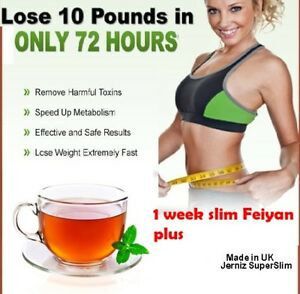 7 day slim tea