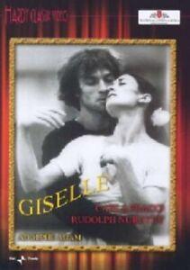 Rudolf Nureyev & Carla Fracci - Giselle - -   - (DVD Video / Classic)