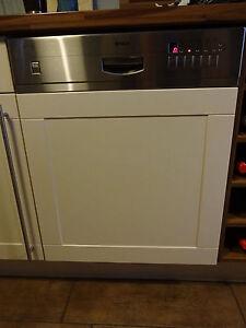 bosch geschirrsp ler sp lmaschine teilintegriert 60cm. Black Bedroom Furniture Sets. Home Design Ideas