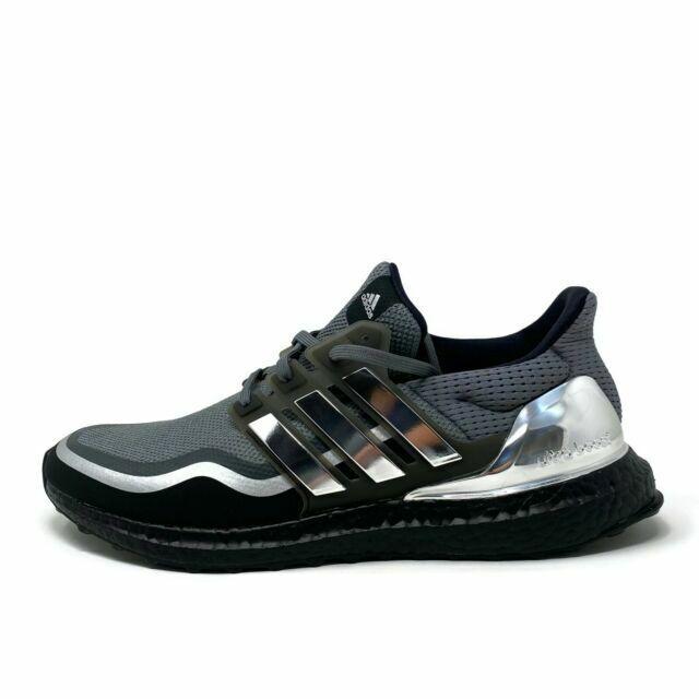 Size 9.5 - adidas UltraBoost Silver Metallic for sale online | eBay
