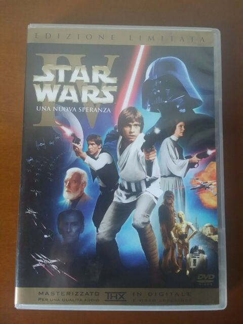 Star Wars. Episodio 4, 5, 6, in Edizione Limitata con 2DVD a cofanetto