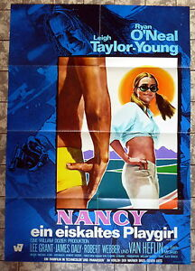 NANCY / THE BIG BOUNCE * A1-Filmposter - German 1-Sheet 1968 RYAN O NEAL - Hamburg, Deutschland - NANCY / THE BIG BOUNCE * A1-Filmposter - German 1-Sheet 1968 RYAN O NEAL - Hamburg, Deutschland