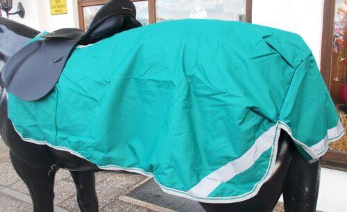 Farbe jade-green Bucas Ausreitdecke Bucas Freedom Riding Rug Nierendecke