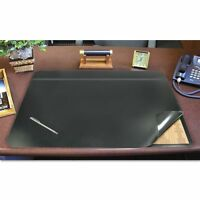 Artistic Hide-away Pvc Desk Pad, 31 X 20, Black - Aop48043s on sale