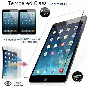 New-Premium-Tempered-Glass-Film-Screen-Protector-Guard-For-Apple-iPad-Mini-1-2-3