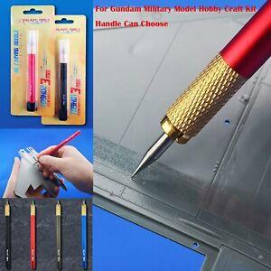 Elaborer-Carving-Needle-Tool-Pour-Gundam-Military-Model-Kits-Handle-Can-Choose