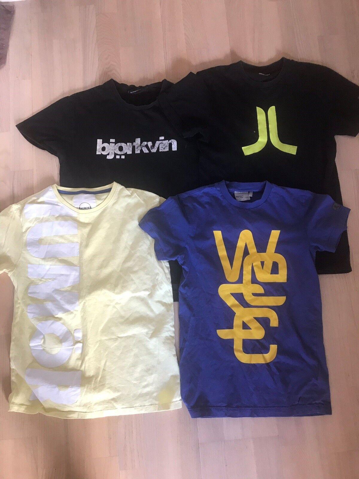 T shirt, BJØRKWIN, WESC