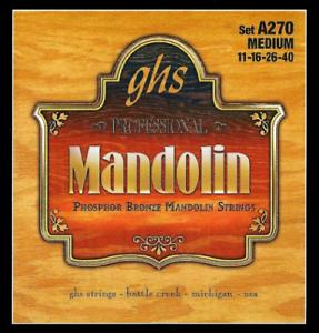 GHS A270GHS Ghs Mandolin Phos Brnz Md
