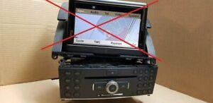 Radio Navi 1CD MP3 DVD Player HDD MERCEDES W204 GLK Navigation COMAND NTG4