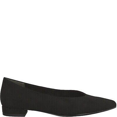 Marco Tozzi 2 2 22201 32 001 Schuhe Damen Ballerina Pumps schwarz Feel me   eBay