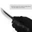 Oerla-Straight-Knife-Fixed-Blade-Fine-Edge-Blade-G10-Handle-and-Kydex-Sheath thumbnail 4