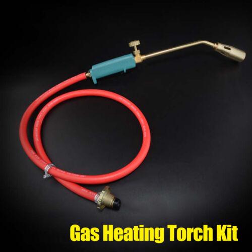 "Torch Burner 59/"" Heating Flame Hose Gas Propane Roofer Soldering Equipment FS"
