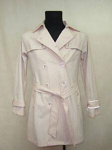 Sos Lined Jensen Windproof Size Vandtæt Pink Hooded Raincoat M rxrRwq