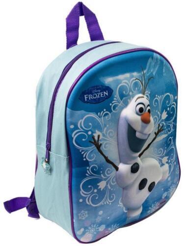 Rucksack Vorschule KiTa Freizeit Reisen Kinder Tasche in 3D  Olaf oder Minions