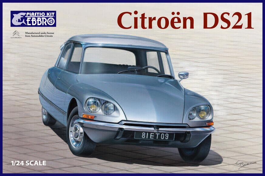 Ebbro 1  24 Citroen DS21