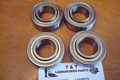 EXMARK TORO Spindle Bearing 103-2477 RA100RR7 You get 6 bearings