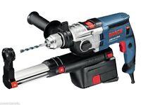 Bosch Gsb19-2rea 900w Impact Drill, Dust Extraction 240v 060117c570 Gsb 19-2 Rea