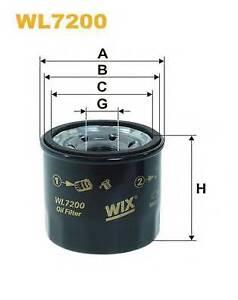 Wix-Filters-WL7200-Filtro-de-aceite-RC516904P-OE-Quality