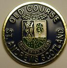 St Andrews Old Course Magnetic Golf Ball Marker - Incredible Detail + Bonus