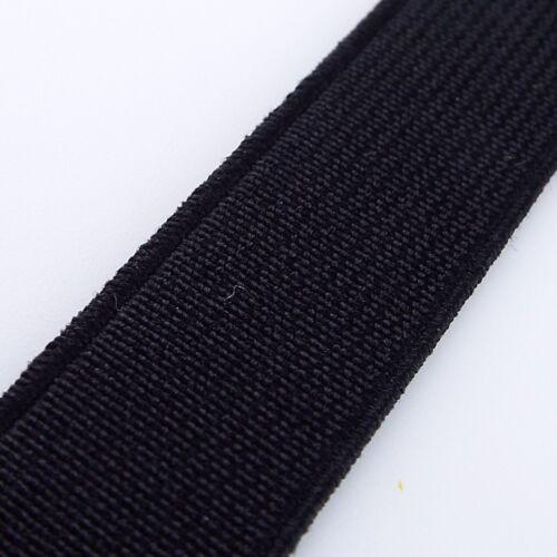 QUALITY 7 Colour 15 20 25 30mm Anti Roll Stretch Waistband Elastic Buy 1 2 4m+
