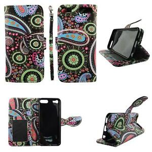Flip-Wallet-Leather-Case-For-Ipod-Touch-5-5th-Gener-w-Cover-Cash-id-Slots-Stands