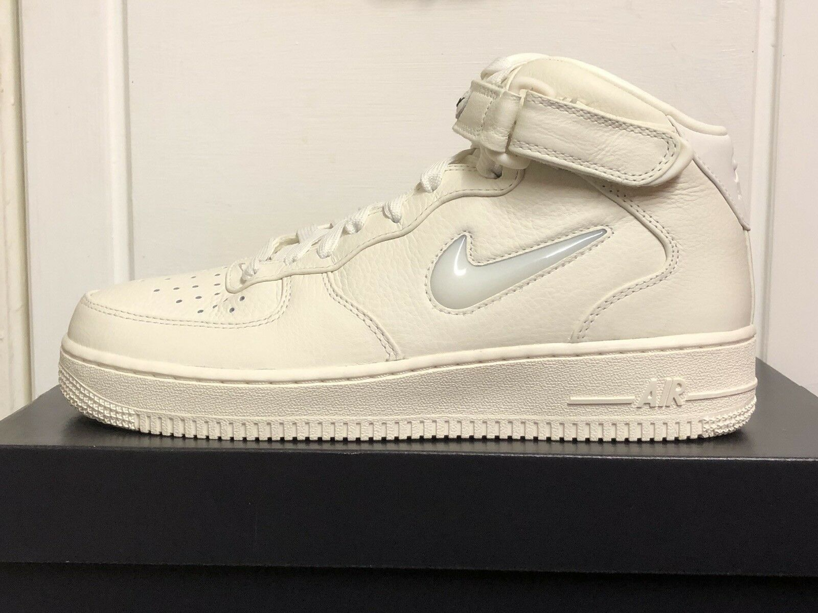 NIKE AIR FORCE 1 MID RETRO PRM JEWEL MENS TRAINERS SNEAKERS SHOES