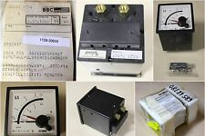 BBC GOERZ METRAWATT Maximumstrommesser BIEQ 72G - Wandlerkennwert 2000/1A