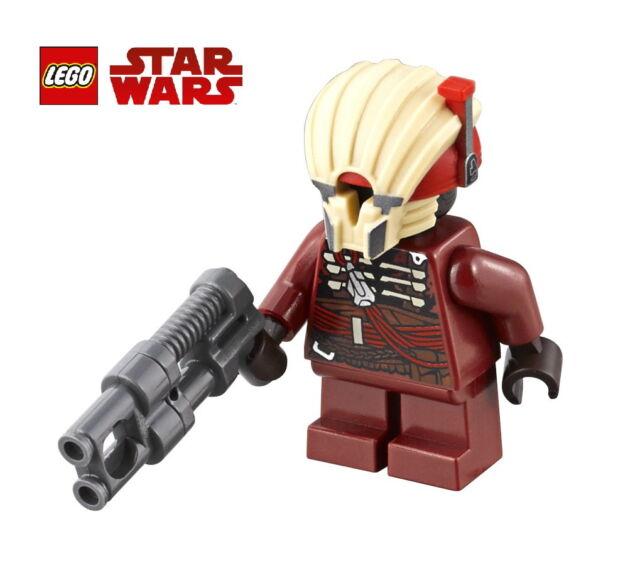 Figurine Lego Star Wars 75215 Weazel avec Arme