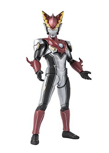 S.H.Figuarts Ultraman R/B ROSSO FLAME Action Figure BANDAI NEW from Japan