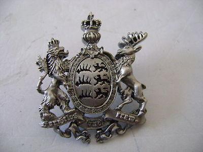 Zierrat Wappen Königreich Württemberg
