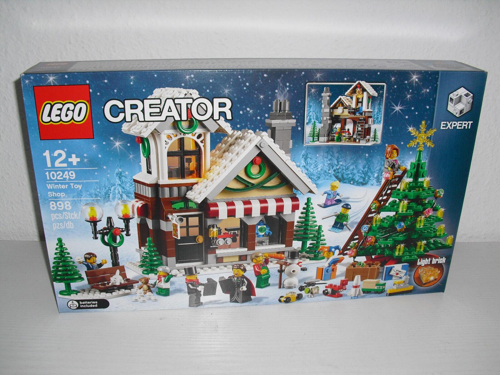 lego city weihnachten
