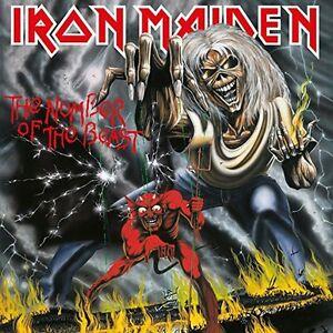 Iron-Maiden-Number-of-the-Beast-New-Vinyl-UK-Import