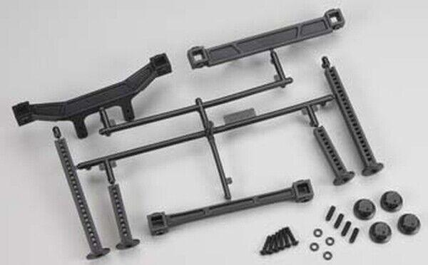 Traxxas Slash 2WD Extended Front & Rear Body Mounts by PRO-Line PRO607000