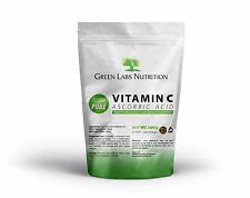 Ascorbic Acid Vitamin C Pure Powder 1000g (2.2 LB) GMO Free FREE SHIPPING