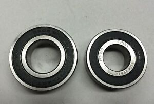 Details about TRIUMPH SEALED WHEEL BEARING 73-79 DISC BRAKE MODELS T140  Front And Rear