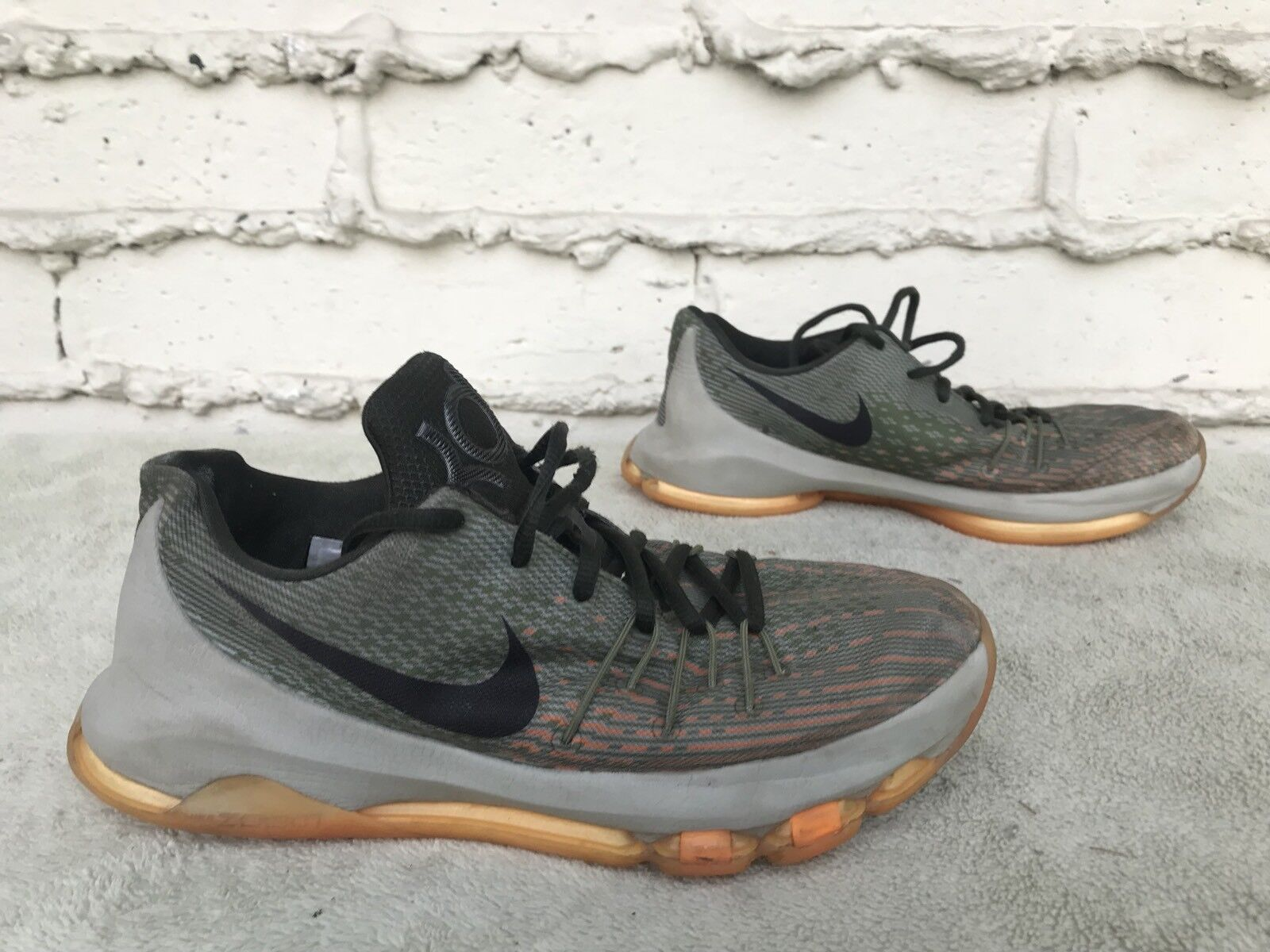 0df4c11ced91 Nike KD 8 GS VIII Easy Euro Kevin Durant Kids Youth Basketball Shoes  768867-033 4 Y for sale online