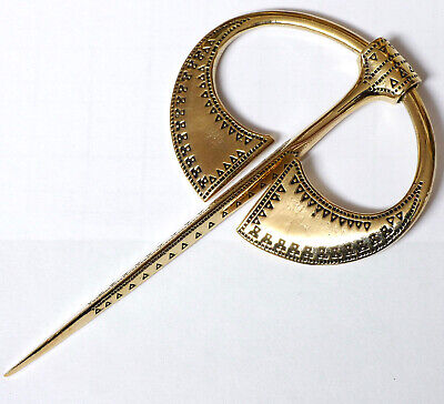 Ringfibel Replikat Gotland Fund Aus Bronze Ringnadel Gross Wikinger Fibel Jahre Lang StöRungsfreien Service GewäHrleisten