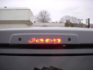 Image Is Loading 3rd Brake Light Decal Sticker Fits 2006 2007
